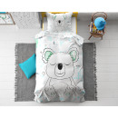 wholesale Garden & DIY store: Sleepy Koala White 135 x 200 White