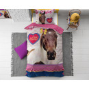 Love Horse Pink 135 x 200 Pink