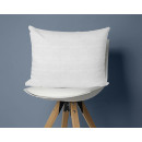 Pillowcase flannel (2 in 1) White 60 x 70 White