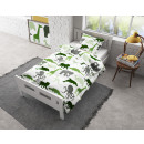 wholesale Home & Living: flannel Small Dino Green 140 x 200 Green