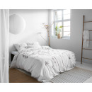 Vaily White 140 x 200/260 Weiß