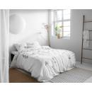 Vaily White 240 x 200/260 Weiß