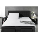 Split Topper Duo Fitted Sheet White 160 x 200/220