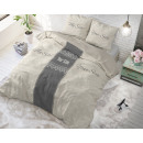 Großhandel Home & Living: Unsere Seite Taupe 135 x 200 Taupe