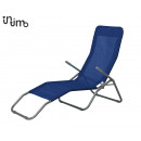 wholesale Garden & DIY store: Relax Deck chair (2 pack) Blue 137 x 60 x 95 Blue