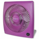 grossiste Climatiseurs et ventilateurs: Monster Air Table Fan Violet