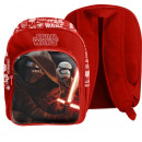 wholesale Licensed Products: Star Wars - Medium backpack printing on polyester