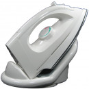 Steam iron - cordless