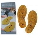 Großhandel Schuhzubehör:-Magnet-Fusseinlage Sohle Damen