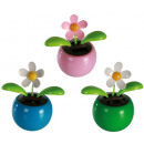 wholesale Gifts & Stationery:Solar Flower Bobble