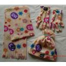 Großhandel Handschuhe: Mütze-Schal-  Handschuh für Kinder Set RP