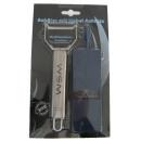 WSM Peeler Set - gekarteld mes voor het snijden va