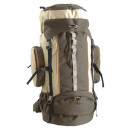 wholesale Backpacks: Backpack 75Liter - beige RP