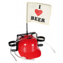 grossiste Farces et attrapes: Chapeau potable - je aime la bière