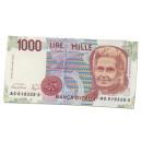 wholesale Toiletries: Handkerchiefs - 1000 Lire