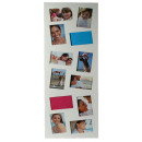 Großhandel Bilder & Rahmen: Bilderrahmen für 12 Bilder - 2462 SP