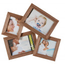 grossiste Images et cadres: Picture Frame - 2 photos - BOIS 3D