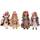 Porcelain dolls 60 cm NEW