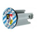 groothandel Badmeubilair & accessoires:Zinken stopper - Bavaria