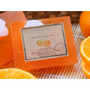 Soap 85 grams - Orange
