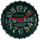 groothandel Klokken & wekkers: Wall Clock - Green Bottle Cap