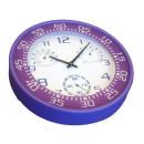 grossiste Stations meteo: Horloge murale -  25cm - thermomètre hygromètre