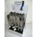 wholesale Shoe Accessories: Shoehorn metal - extendable