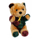 wholesale Dolls &Plush: Cuddly Bear with bobble-24cm