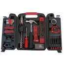 wholesale Garden & DIY store:Tool Case Set 134tlg. SP
