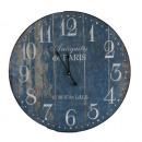 grossiste Horloges & Reveils: Horloge murale 60  cm - Paris - CB0324 - RP