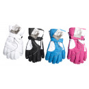 wholesale Fashion & Mode: Ski Gloves - 4 different colors