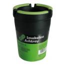 Großhandel Aschenbecher: rauchfreier Aschenbecher - glow