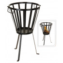 wholesale Barbecue & Accessories: Fire basket 35cm - FA6200250