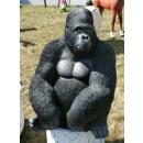 hurtownia Mieszkanie & Dekoracje: Dekofigur - Gorilla - 75x60x57cm
