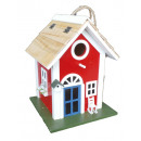 wholesale Garden & DIY store:Birdhouse - 25cm
