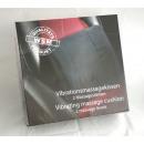 Großhandel Bettwäsche & Matratzen: Rückenmassager- Vibrations Kissen RP