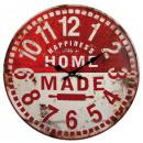 groothandel Klokken & wekkers: Wall Clock - Metal - Homemade