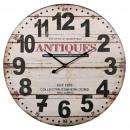 grossiste Horloges & Reveils: Horloge murale - Bois - Antique
