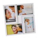 groothandel Foto's & lijsten: Fotolijsten en wit - voor 4 foto's