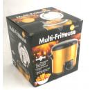 Multi-fryer 2in1