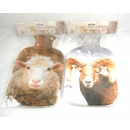 wholesale Wellness & Massage: 2 liters of hot  water bottle - Animal Design