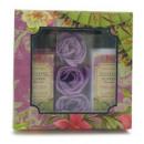wholesale Shower & Bath: Shower-Bath-Set 2 - Lavender