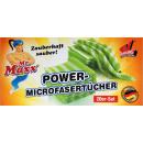ingrosso Pulizia: Potenza Microfasertücherset   20tlg. Pubblicità ...