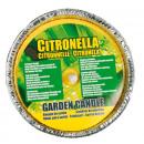 groothandel Kaarsen & standaards: Citronella kaars  in aluminium schaaltje