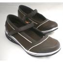 wholesale Shoes: Walkmaxx Fitness Ballerina brown
