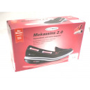 Walkmaxx Fitness moccasins black