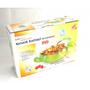 wholesale Houshold & Kitchen: Ceramic cooking pot 20cm - Bratmaxx