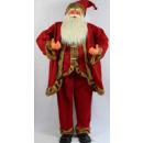Großhandel Dekoration: Weihnachtsmann 150cm - singend
