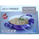 wholesale Pots & Pans: Kermik saucepan 24cm -purple