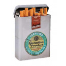 wholesale Food & Beverage: Metal cigarette case - 63/2361